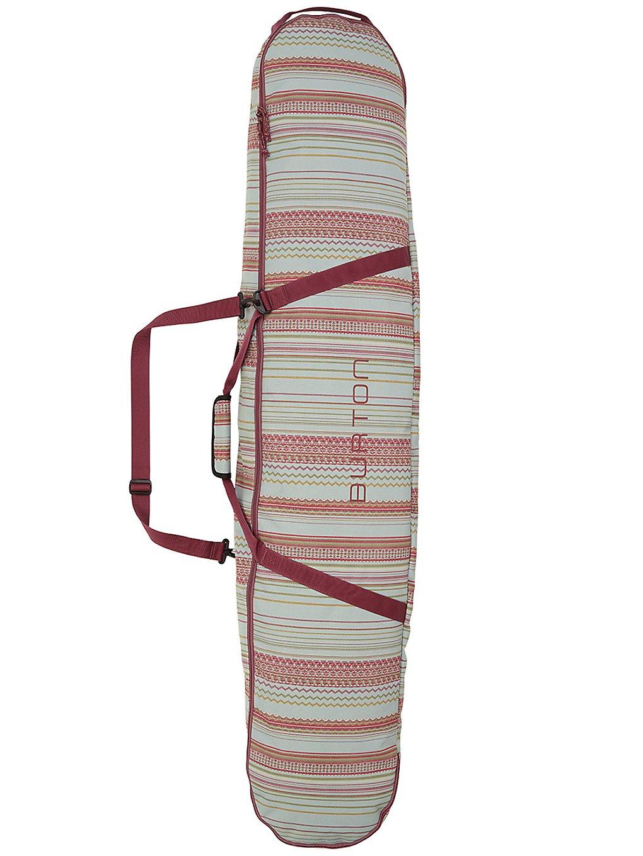 Burton Space 166cm Snowboard Bag Boardbag aqua gray revl print