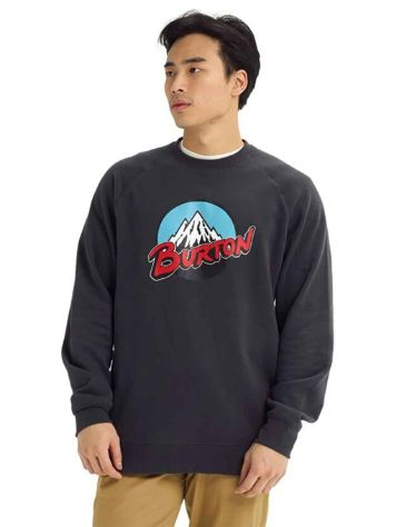 Burton Retro Mtn Crew Sweater