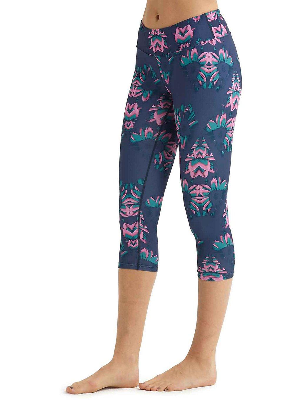 Burton Midweight Capri Tech Pants dress blue stylus