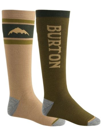 Burton Weekend MDWT 2- Pack Tech Socks