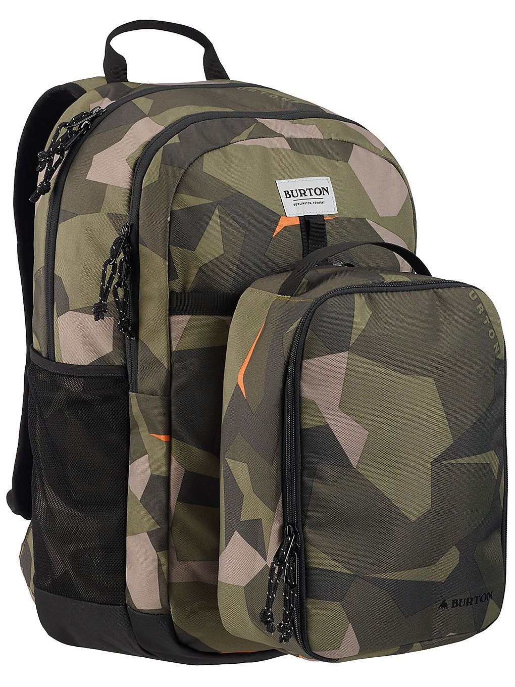 Image of Burton Lunch-n-Pack Backpack three crowns camo Uni