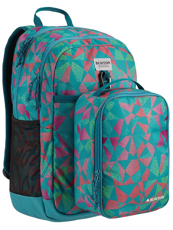 Image of Burton Lunch-n-Pack Backpack blue slate mrs Uni