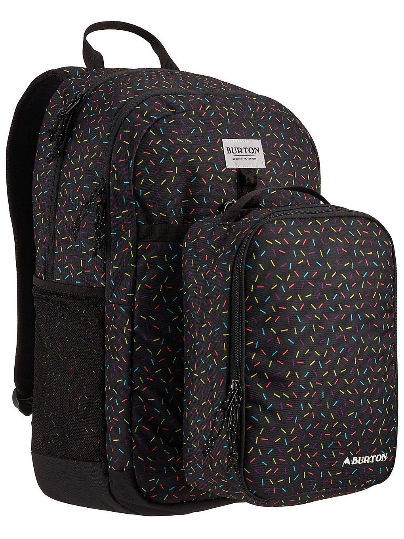 Image of Burton Lunch-n-Pack Backpack sprinkles print Uni