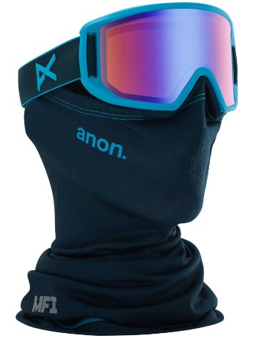 Anon Relapse Jr MFI Blue Goggle