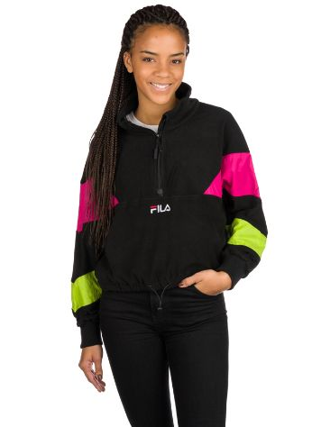 Fila Rafiya Half Zip Fleece Sweater