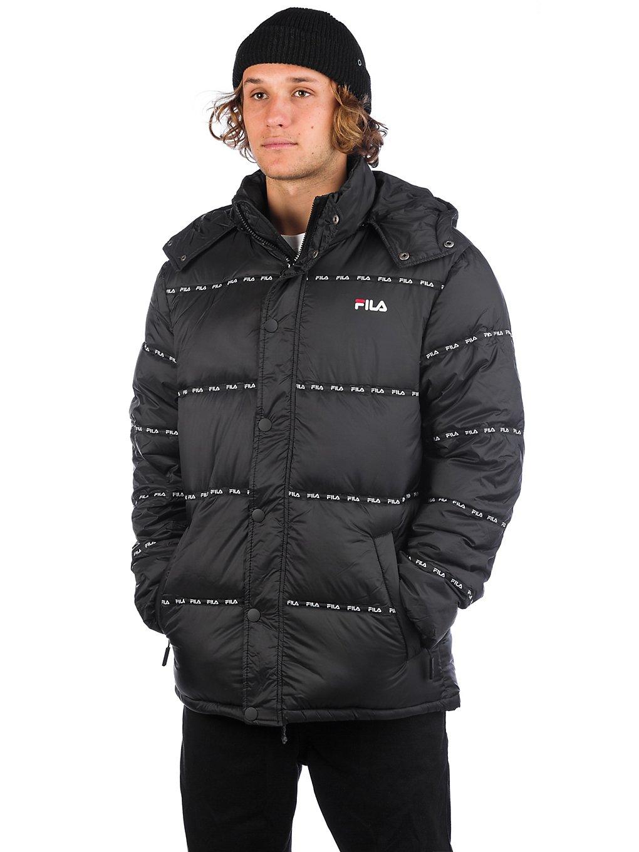 Fila Tatsuji Puff Jacket black