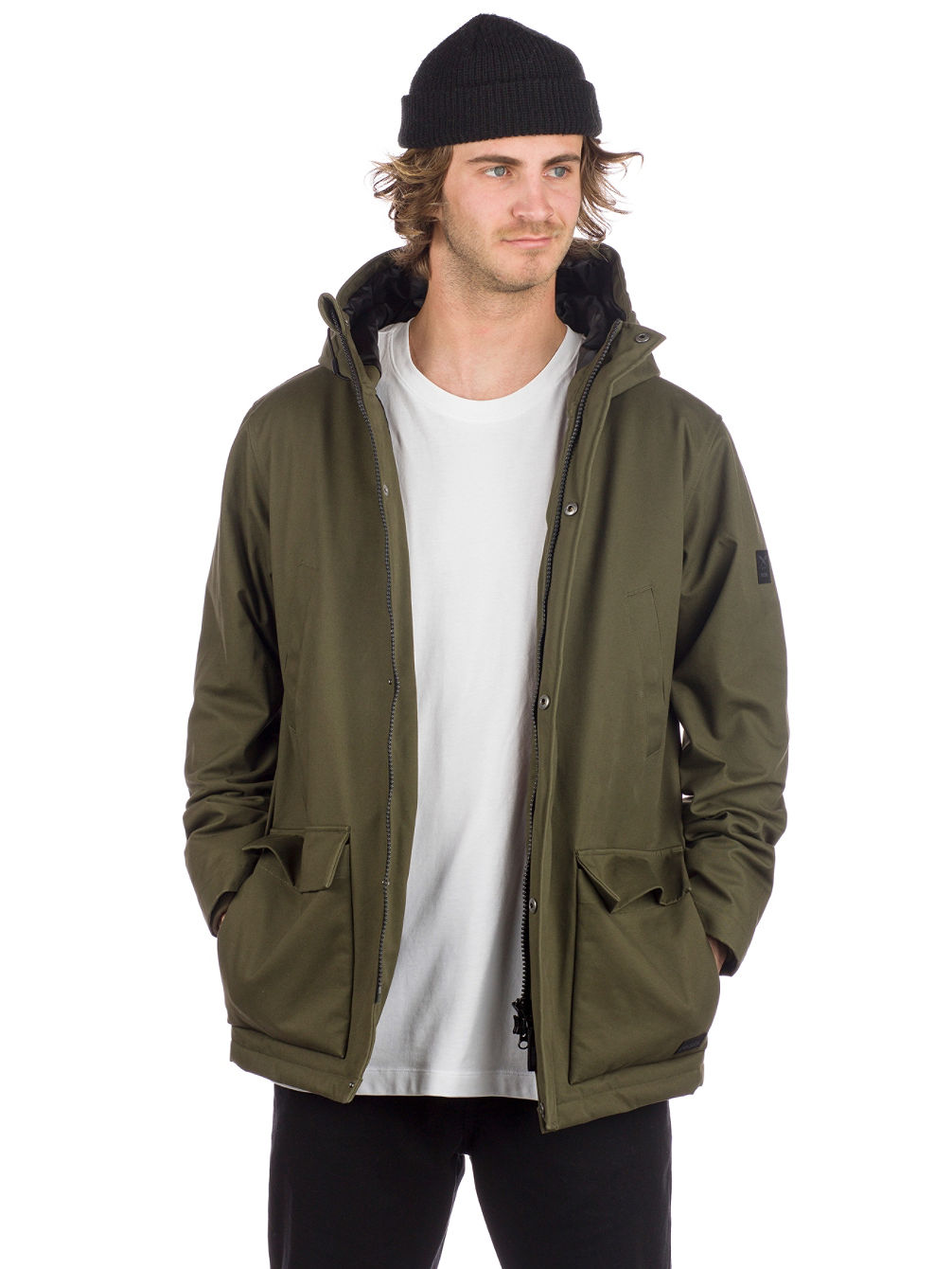 Steady Parka