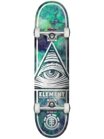 "Element Open Minded 8.0"" Complete"