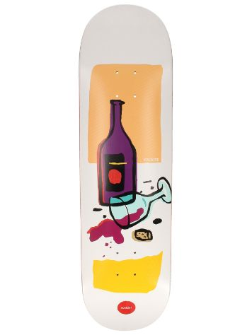 "Almost Still Life R7 8.5"" Skateboard Deck"