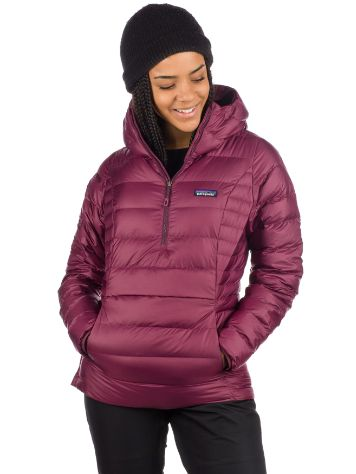 Patagonia Down Sweater Hooded Insulator Jacket