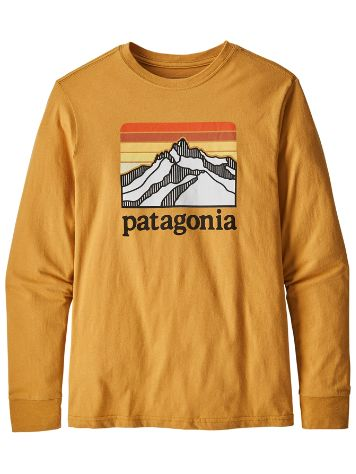 Patagonia Graphic Organic Long Sleeve T-Shirt
