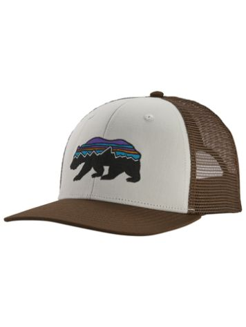 Patagonia Fitz Roy Bear Trucker Casquette