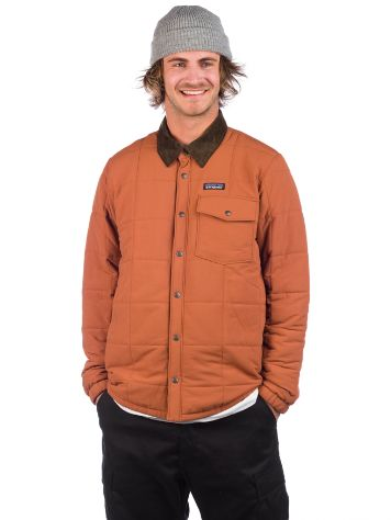 Patagonia Isthmus Quilted Shirt Jacke