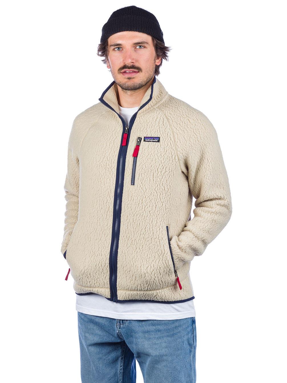 the latest f2868 5578a Retro Pile Fleece Jacket