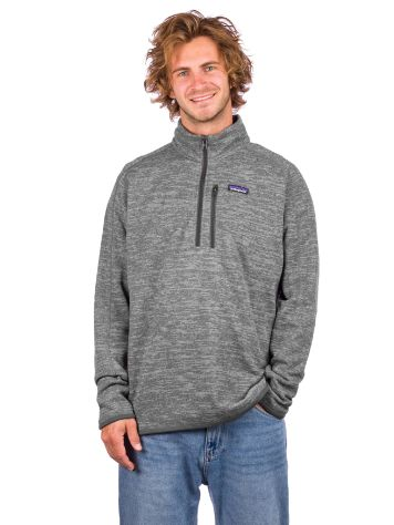 Patagonia Better Sweat 1/4 Zip Fleece Pullover