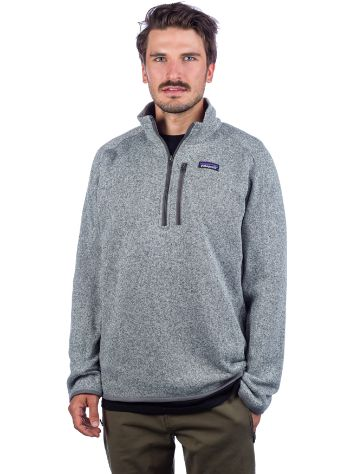 Patagonia Better Sweater 1/4 Zip Fleece Pullover