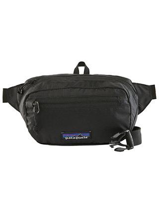 Ultralight Black Hole Mini Hip Bag