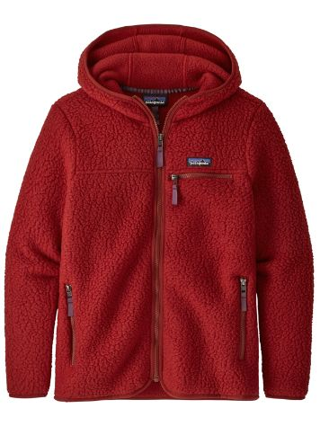 Patagonia Retro Pile Hooded Fleecejacke