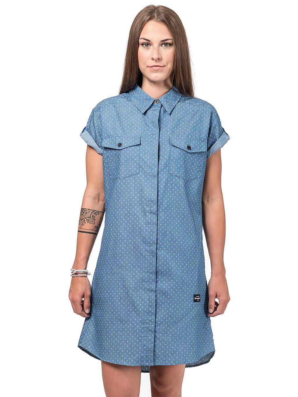 Horsefeathers Karlee Dress light blue