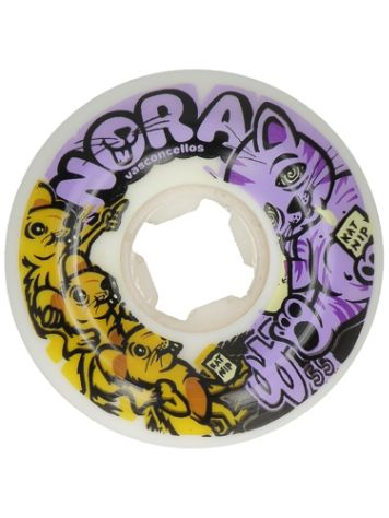 OJ Wheels N Revenge Elit Mix Up Un 101a 55mm Wheels