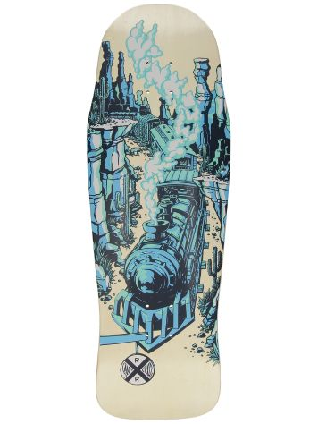 "Santa Cruz Winkowski Train Prsse 10.35"" Skate Deck"