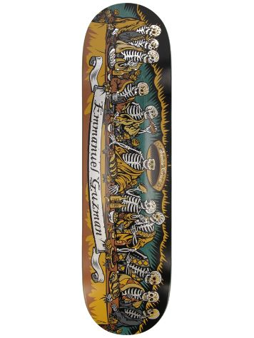 "Santa Cruz Guzman Powerply 8.26"" Skateboard Deck"