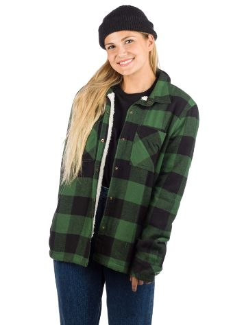 Volcom Plaid About You Chemise