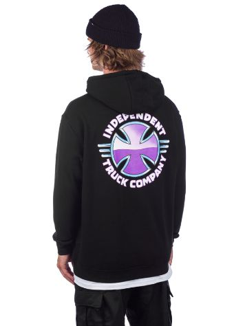 Independent Purple Chrome Hoodie