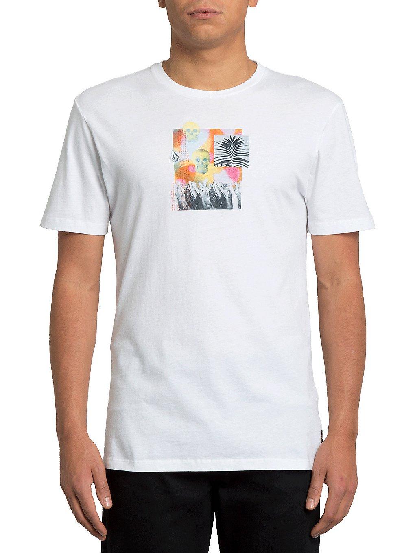 Volcom Command LTW T-Shirt blanco