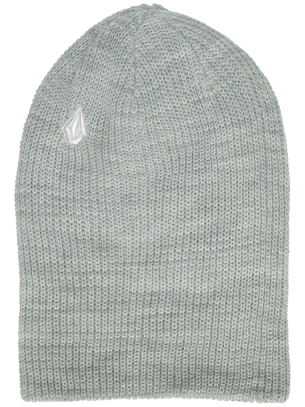 volcom power beanie heather grey