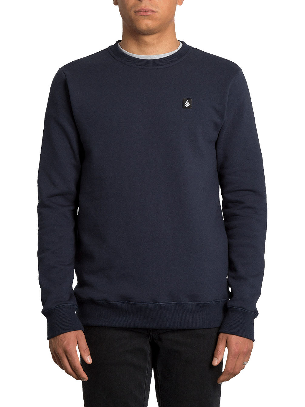 Single Stone Crew Sweater