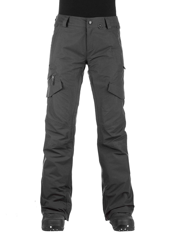 volcom aston gore-tex pants vintage black