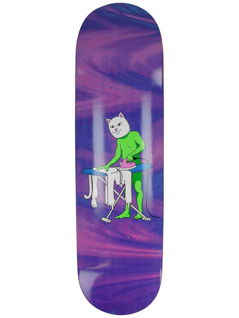 "Laundry Day 8.5"" Skateboard Deck"