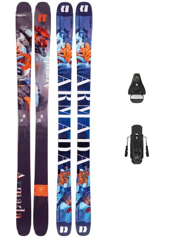 Armada ARV 96 184 + STH2 13 2020 Set Freeski