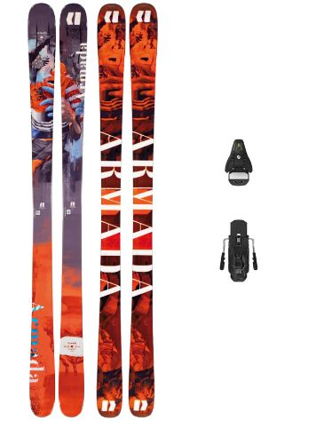 Armada ARV 86 170 + STH2 13 2020 Set Freeski