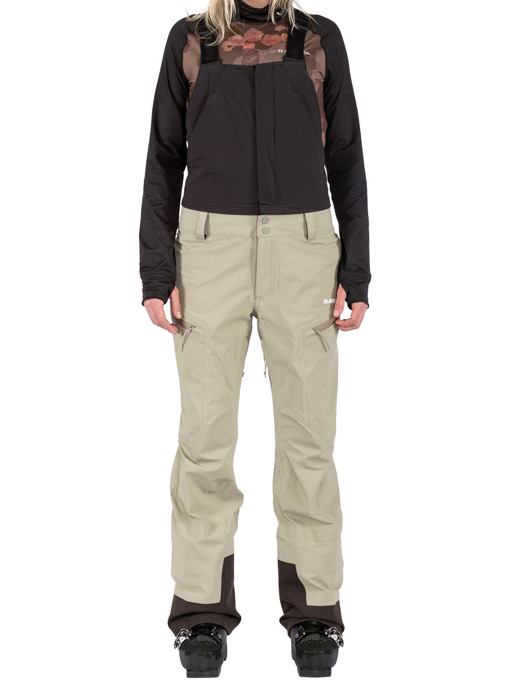 Highline Gore-Tex 3L Kalhoty s laclem