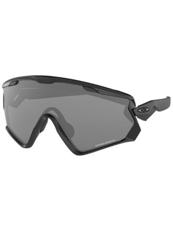 Oakley Wind Jacket 2.0 Polished Black Sonnenbrille