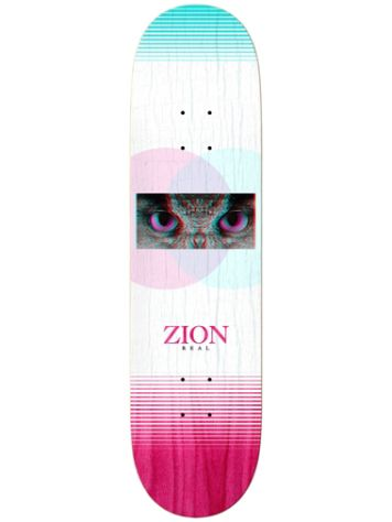 "Real Zion Spirit Eyes 8.38"" Full Se Skateboard De"