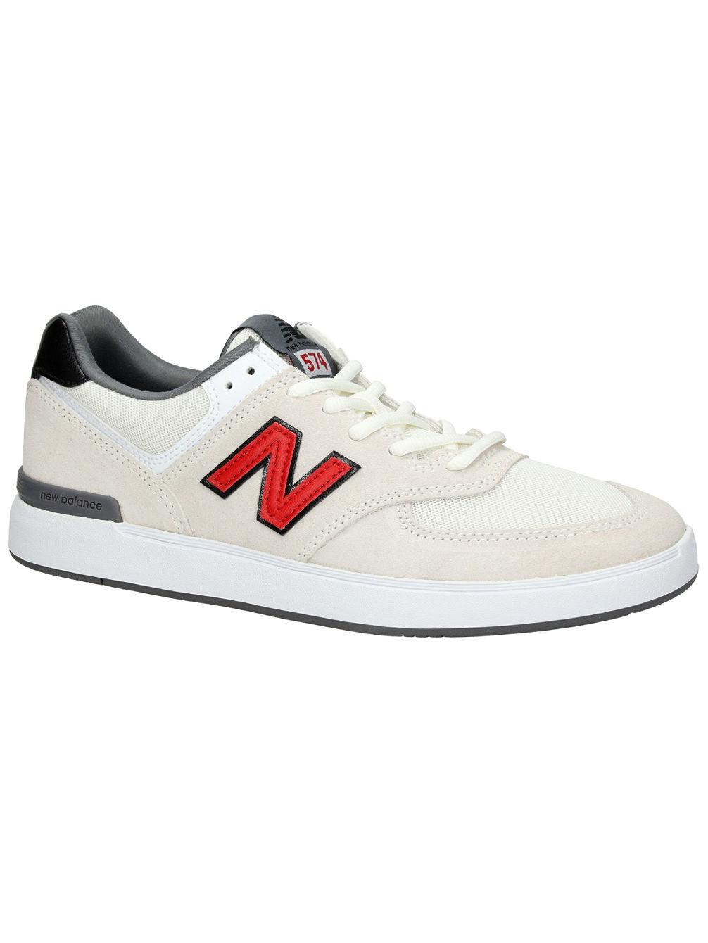 pantalones entrada Matemático  Buy New Balance All Coasts AM574 Skate Shoes online at Blue Tomato