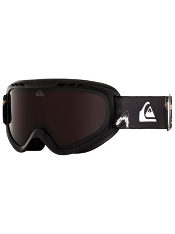 Quiksilver Flake Black Snow Party Masque
