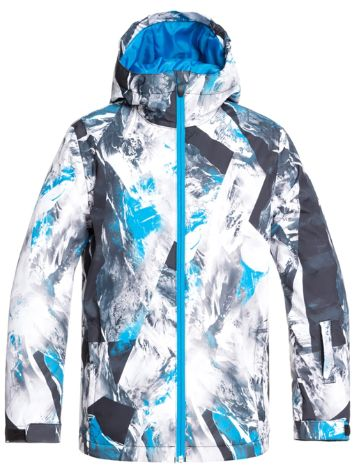 Quiksilver Mission Printed Jakna