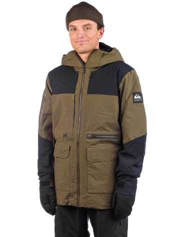 Quiksilver Arrow Wood Giacca