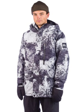 Quiksilver Mission Printed Jacka