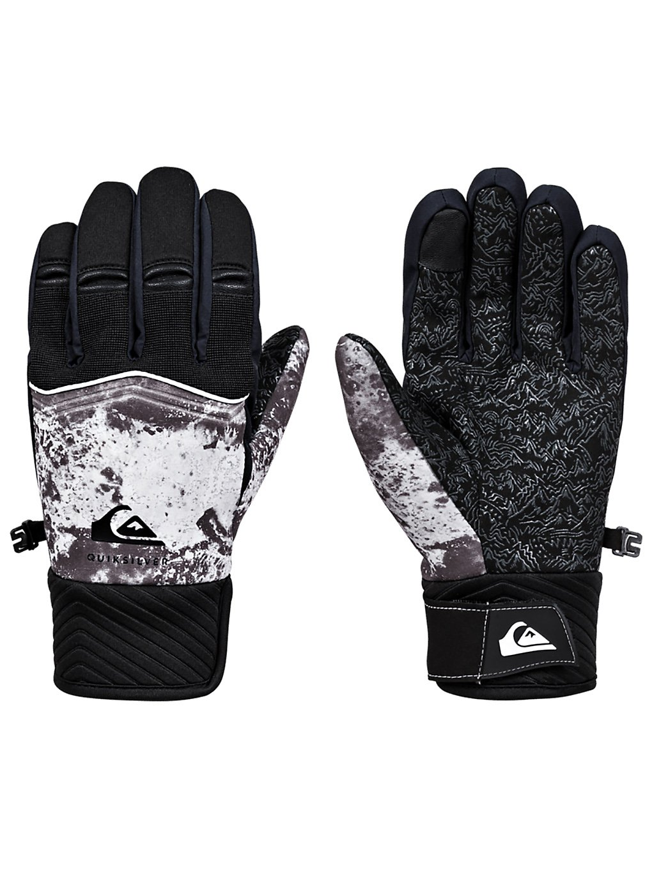 quiksilver method gloves castle rock splash