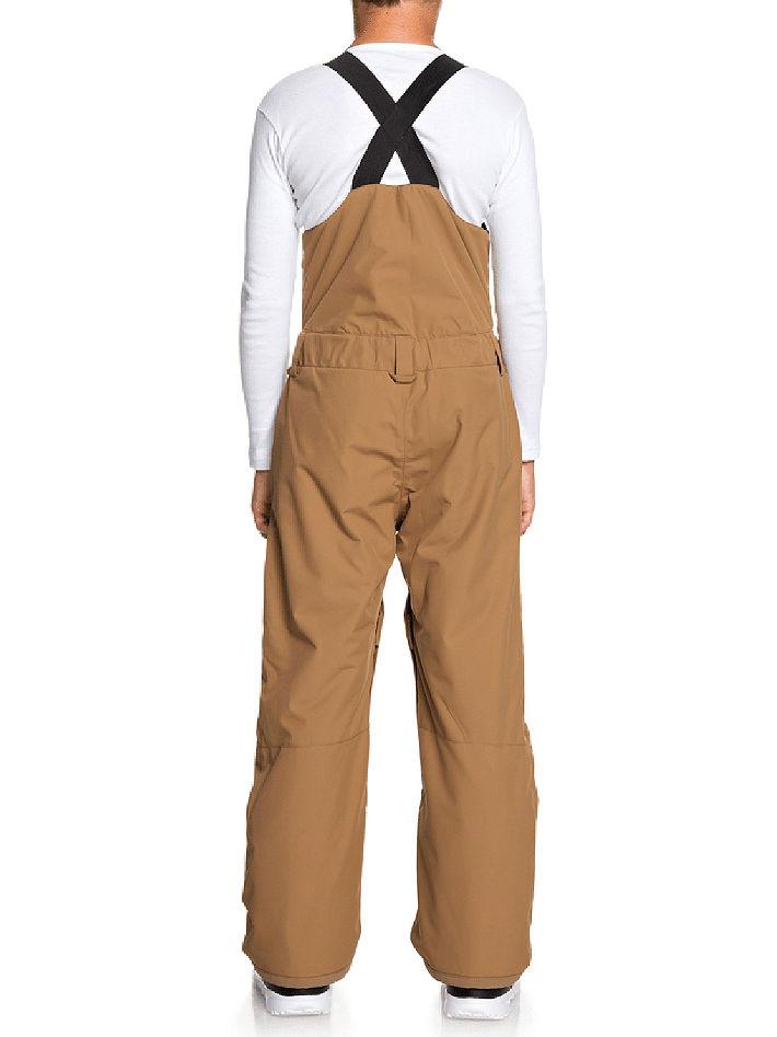 Snow Bib Pants for Boys 8-16 Snow Bib Pants Brown 16//XXL Quiksilver Boys Utility