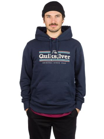 Quiksilver Get Buzzy Screen Pulover s kapuco