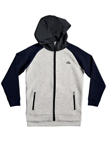 Quiksilver Berry Patch Hoodie med Dragkedja