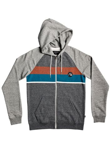 Quiksilver Everyday Screen Sudadera con Cremallera