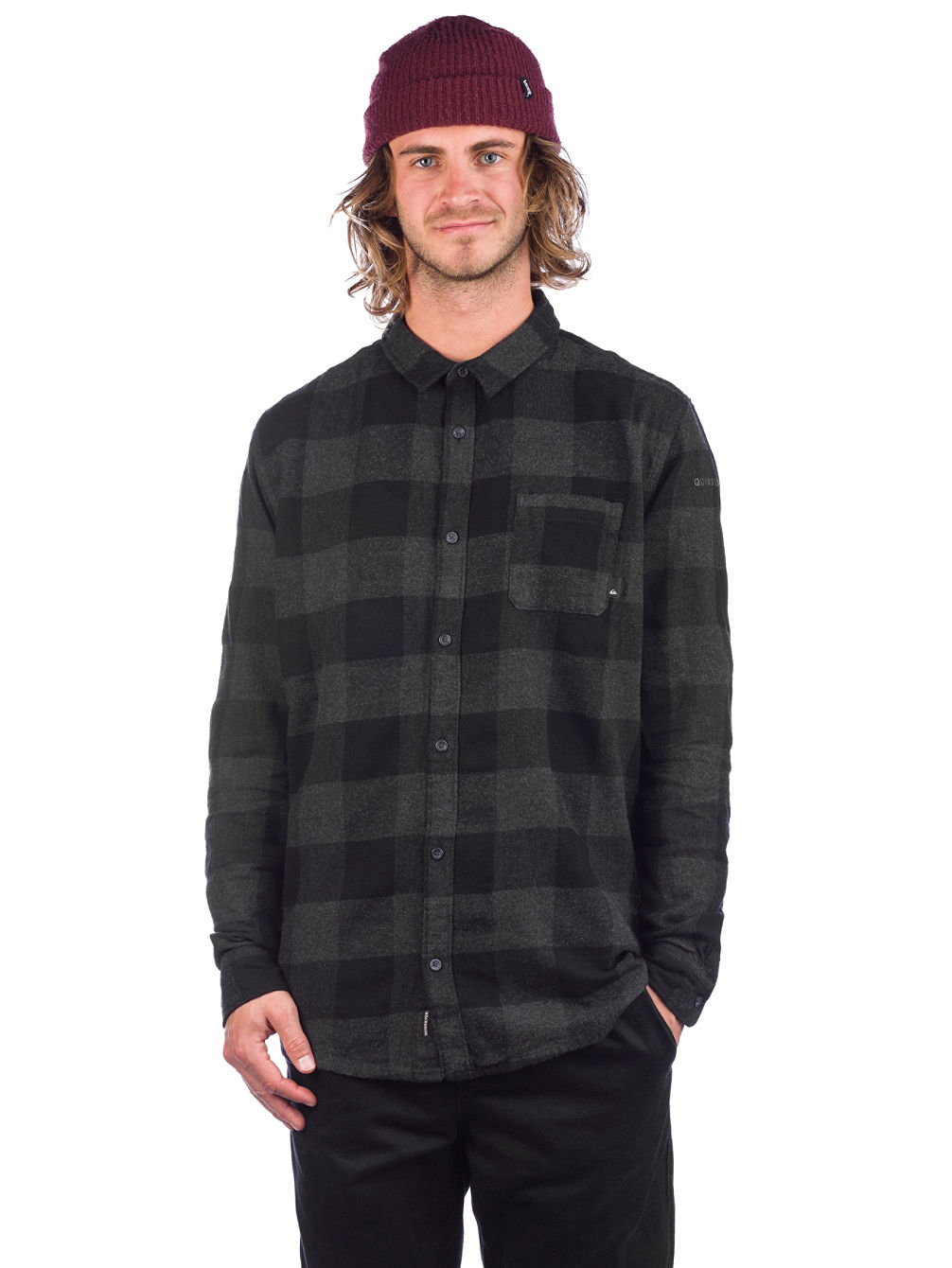Motherfly Flannel Shirt