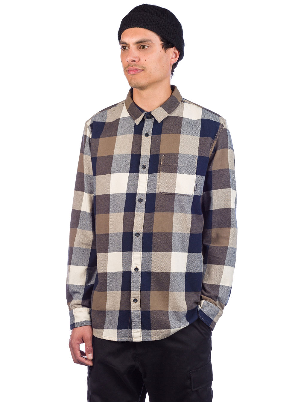 Motherfly Flannel Tricko
